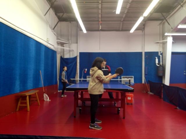 bekcy ping pong
