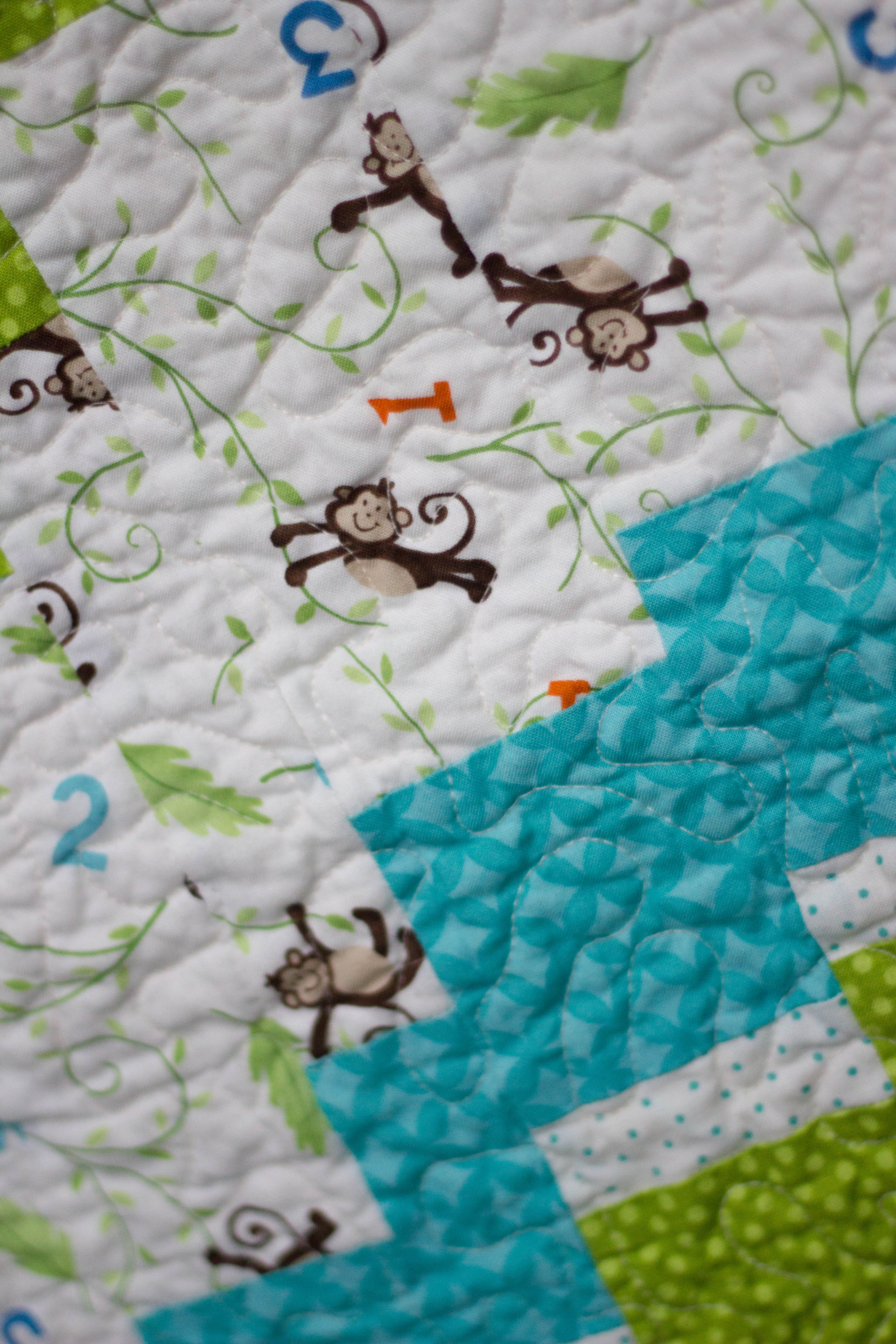 Baby Boy Quilt Life S Ups And Downs Krisrunner