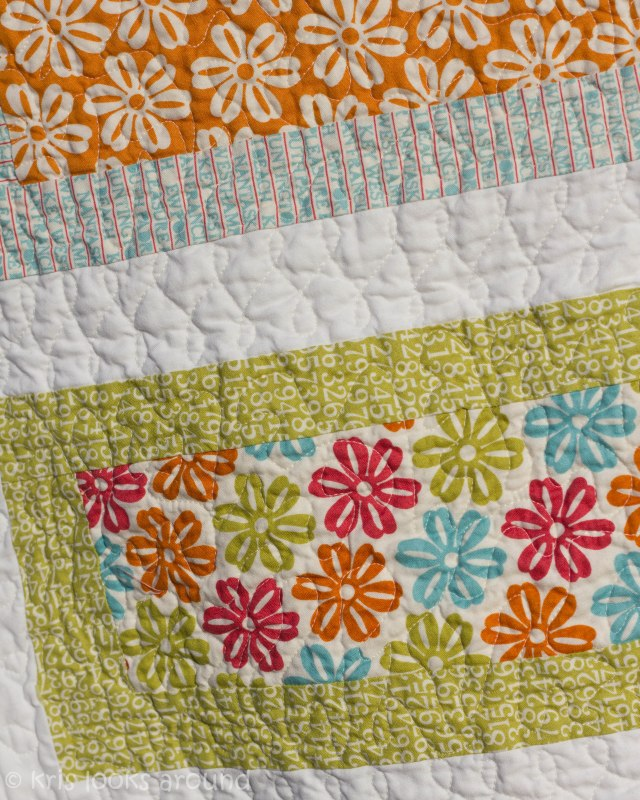 Heather baby girl quilt-3028