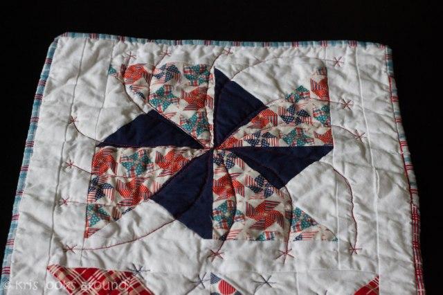 Pinwheel Quilt-12