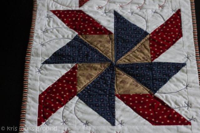 Pinwheel Quilt-3