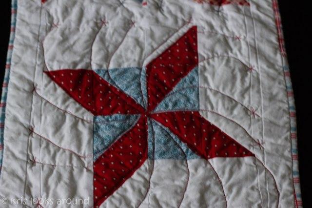 Pinwheel Quilt-9