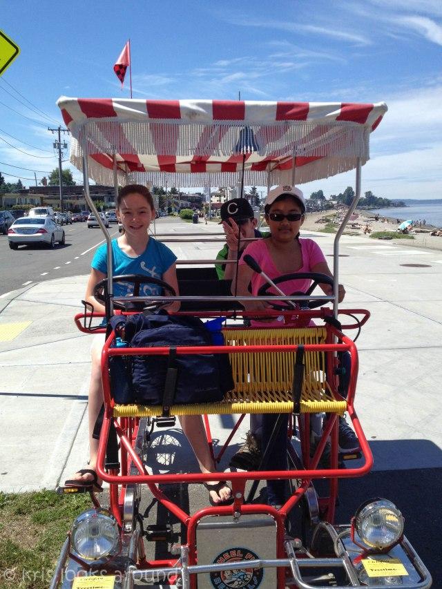 Alki Beach Day Trip-3-18