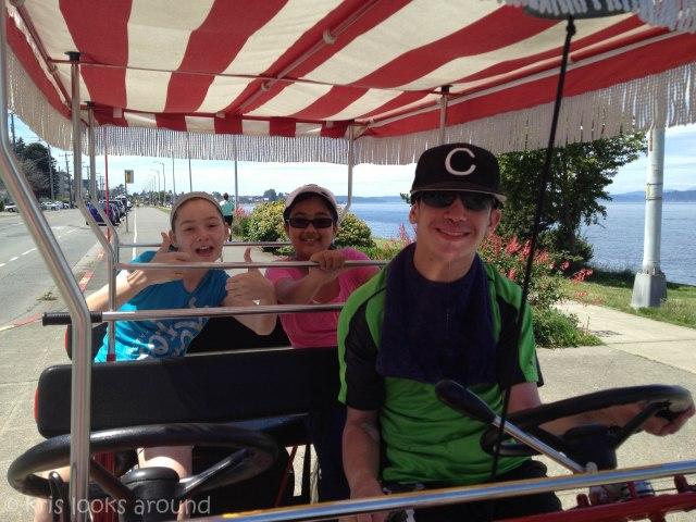Alki Beach Day Trip-3-19