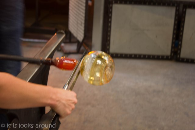 Glassblowing in Seattle July 2013-76