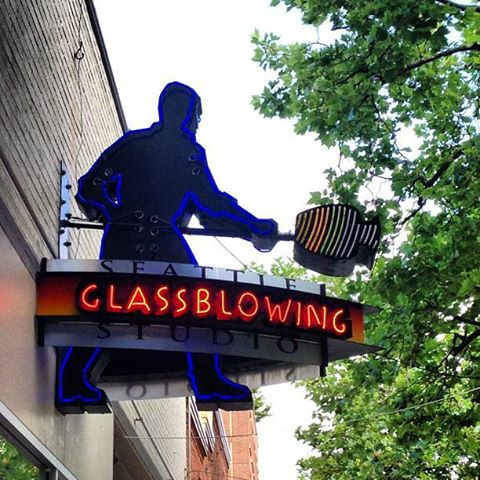 seattle glassblowing