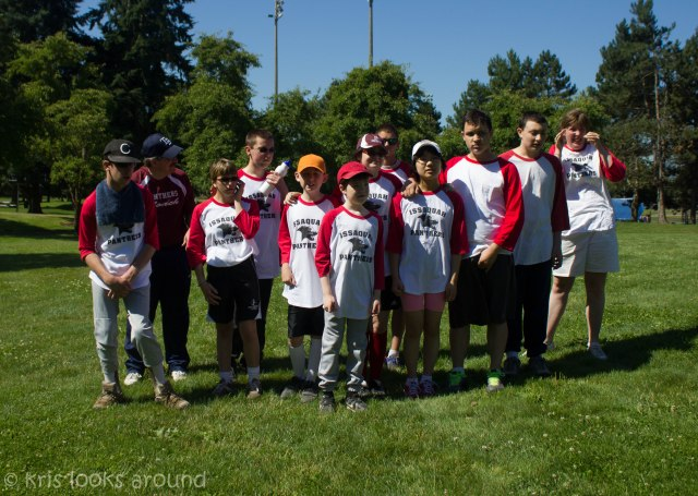 special olympic softball-98